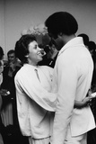 Denise Nicholas, Fred Williamson 1975 Photographic Print by Norman L. Hunter