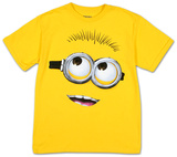 Youth: Despicable Me 2 - Big Head Kids T-Shirt