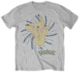 Pokemon - Boltz T-shirts