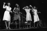 Pointer Sisters, 1974 Photographic Print by Norman L. Hunter