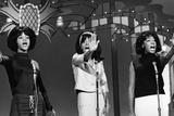Mary Wilson, Supremes 1965 Fotografisk tryk af G. Marshall Wilson