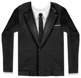 Long Sleeve: 1960's Suit Shirt