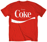Coca Cola - Enjoy Coke Shirts