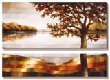 Lake Mamry Prints by Zenon Burdy