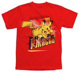 Youth: Pokemon - Pikachu Pounce T-shirts