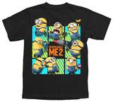 Til større børn: Grusomme Mig 2 - Vær lidt seriøs T-Shirts