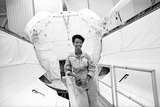 Mae Jemison Photographic Print by Michael Cheers