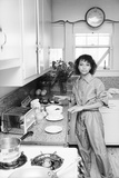 Debbie Allen Photographic Print by Moneta Sleet Jr.