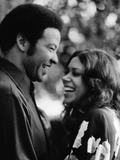 Denise Nicholas, Bill Withers, 1973 Photographic Print by Ted Williams