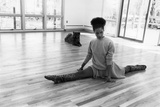 Debbie Allen, Dance Studio 1982 Photographic Print by Moneta Sleet Jr.