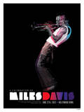 A Celebration of Miles Davis Prints by Kii Arens