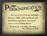 Personification Prints