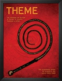Theme (Uncle Tom's Cabin) - Element of a Novel Poster by Christopher Rice