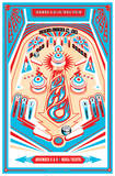 The Who Poster par Kii Arens