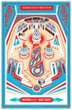 The Who Poster von Kii Arens
