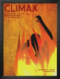 Climax (Fahrenheit 451) - Element of a Novel Posters by Christopher Rice