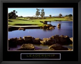 Leadership: Golf Art