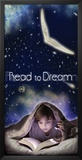 Read to Dream Prints by Jeanne Stevenson