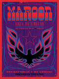 Maroon 5 - Hands All Over the World Tour Print by Kii Arens