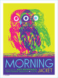 My Morning Jacket Poster von Kii Arens