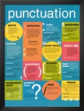 Punctuation Art