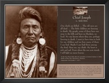 Chief Joseph Prints