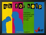 Ask For Help Art