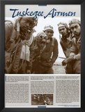 The Tuskegee Airmen Posters