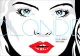 Blondie Affiche par Kii Arens