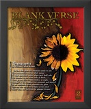 Blank Verse Poetry Form Art by Jeanne Stevenson