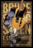 Bruce Springsteen Poster von Kii Arens