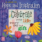 Year of Hope and Inspiration - 2014 Calendar Calendars