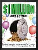 One Million Dollars Prints