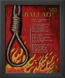 Ballad Poetry Form Posters by Jeanne Stevenson