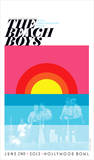 The Beach Boys - 50th Anniversary Tour Poster by Kii Arens