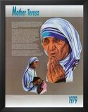 Mother Teresa Póster