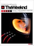 The Weeknd Kunstdruck von Kii Arens