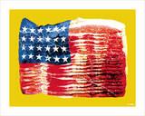 American Heart Posters par Kii Arens