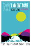 Ray LaMontagne, Jenny Lewis, & Blitzen Trapper Posters by Kii Arens