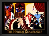 The Harlem Renaissance Art by Jerry Butler