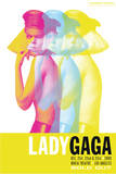 Lady Gaga at the Nokia Theatre Prints by Kii Arens