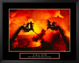 Valor: Firefighter Prints