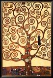 El árbol de la vida Láminas por Gustav Klimt