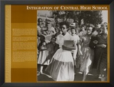 History Through A Lens - Integration at Central High School Art