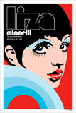 Liza Minnelli at the Hollywood Bowl 2009 Posters by Kii Arens