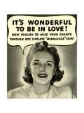 1940s UK Palmolive Magazine Advertisement (detail) Prints