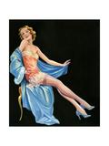 1940s UK Pin-Ups Poster Giclee Print