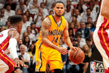 Miami, FL - May 24: D.J. Augustin Photographic Print by Issac Baldizon