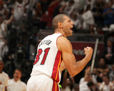 Miami, FL - June 20: Shane Battier Photographic Print by Issac Baldizon