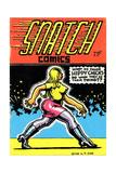 1960s USA Snatch Comics Comic/Annual Cover Giclee Print